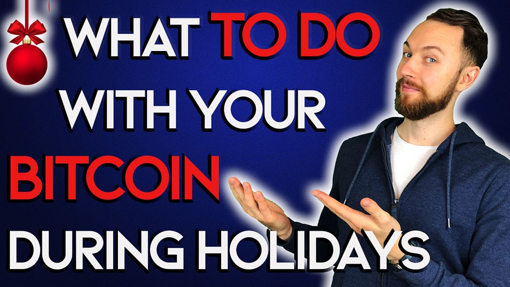 How To Spend Your Bitcoin Over The Holidays