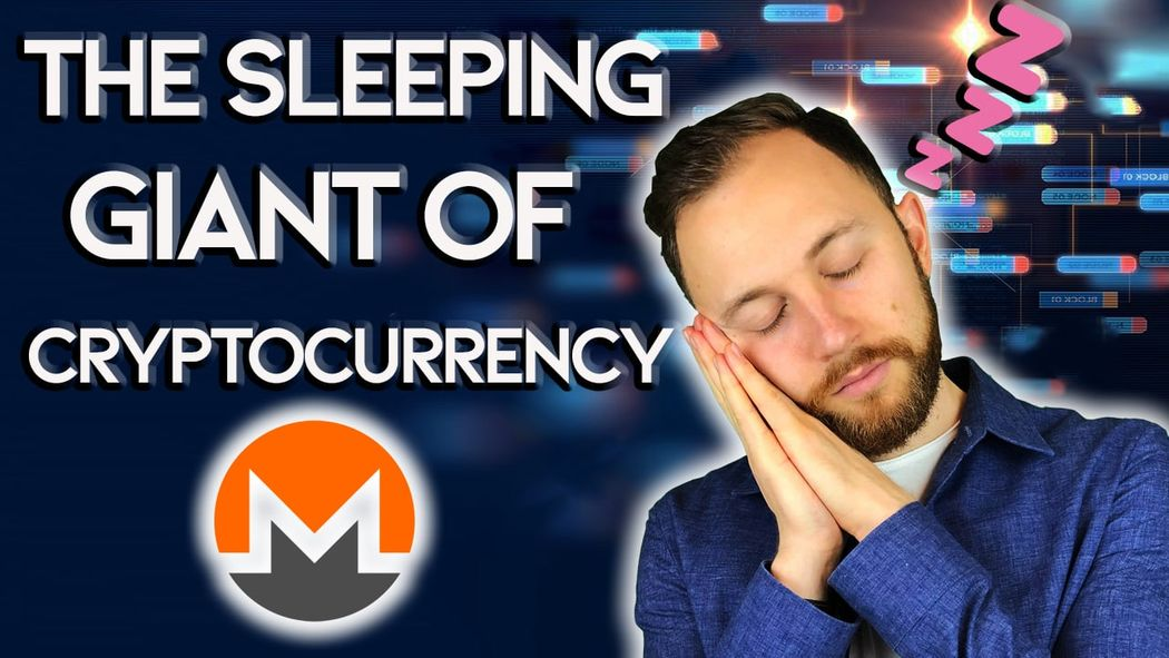 Is Monero XMR Really The 'Sleeping Giant' Of Cryptocurrency