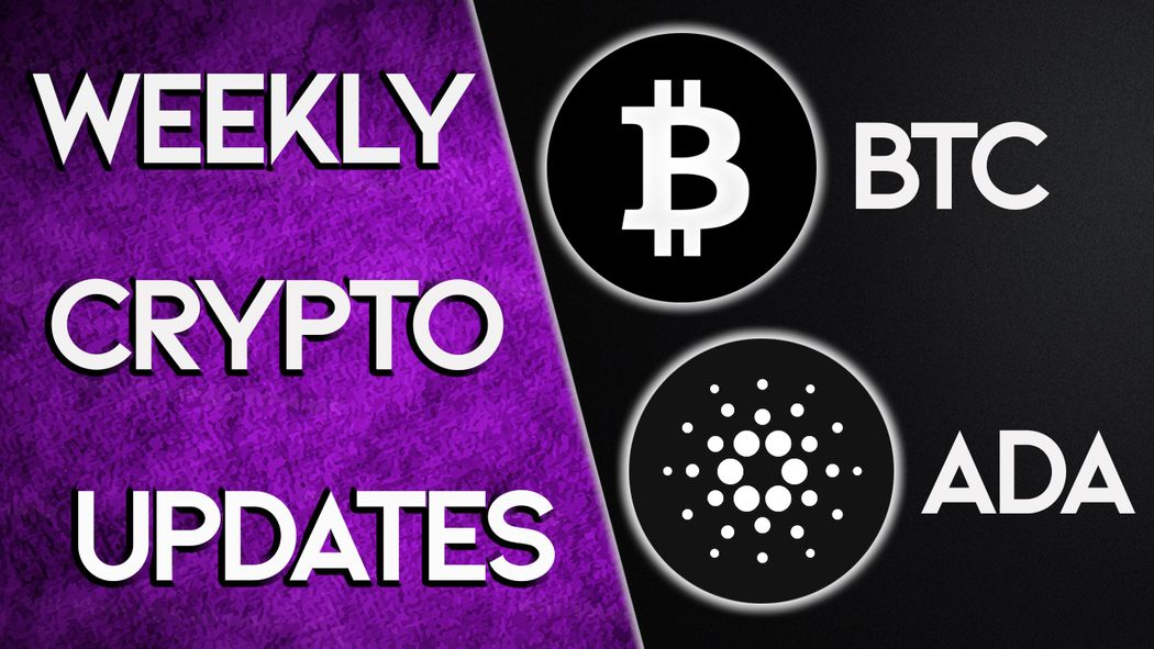 What You Missed From Bitcoin & Cardano This Week