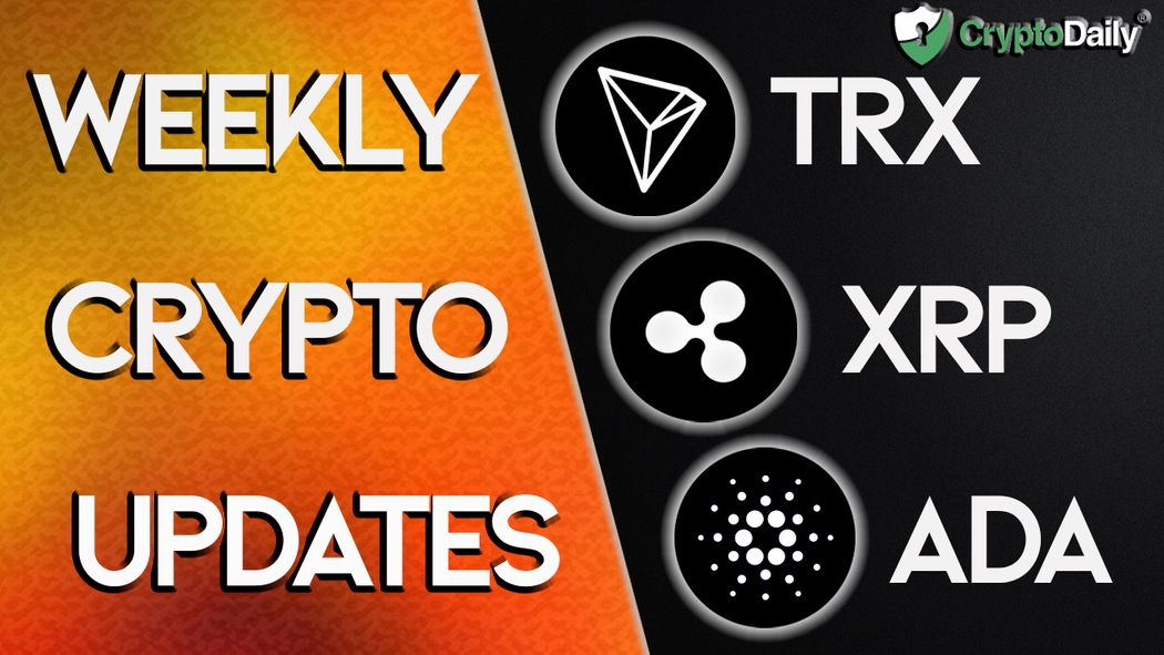 XRP Whale, Weiss Ratings Confront TRX & Could ADA Be The Next BTC?