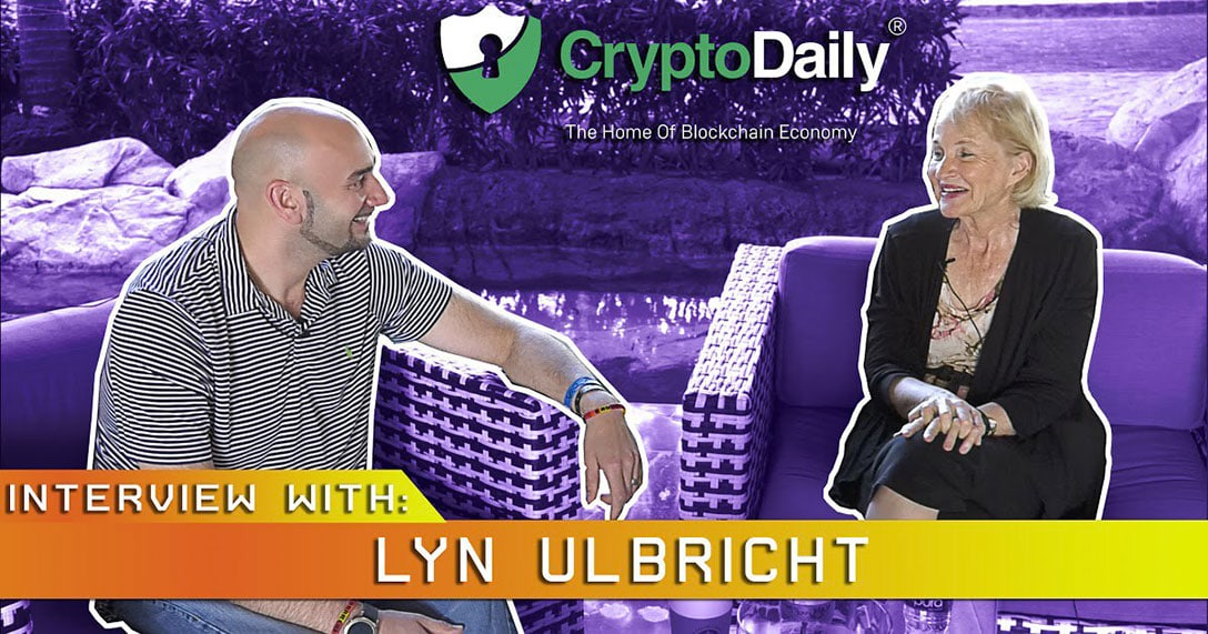 Brian Wilson Meets Lyn Ulbricht At Anarchapulco 2019