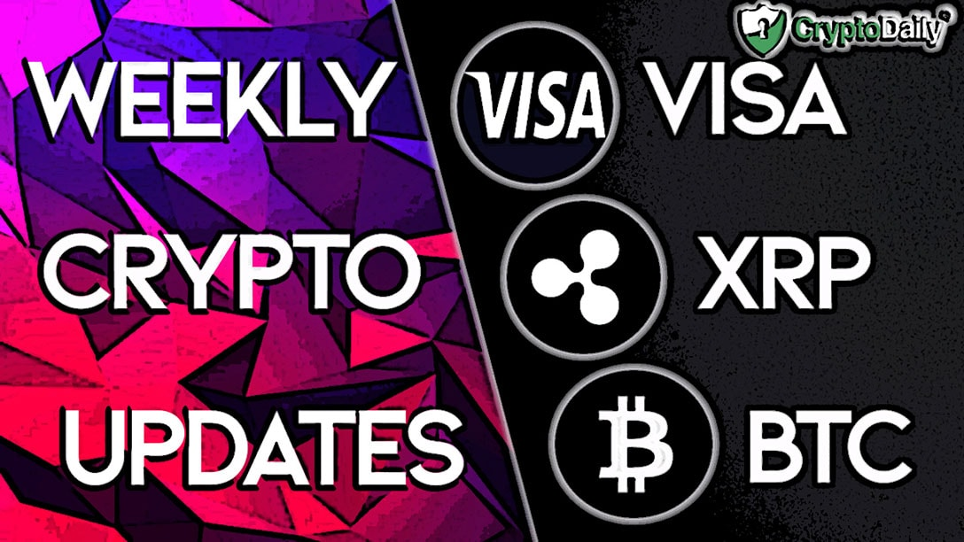Exciting News From BTC, XRP & Visa