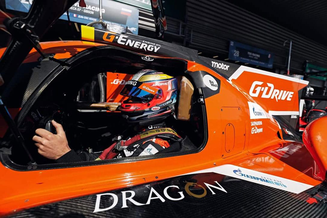 Dragon Pave The Way: Blockchain In Motorsports