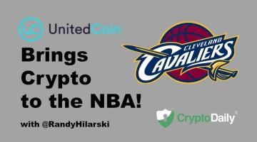 UnitedCoin将带加密進入NBA