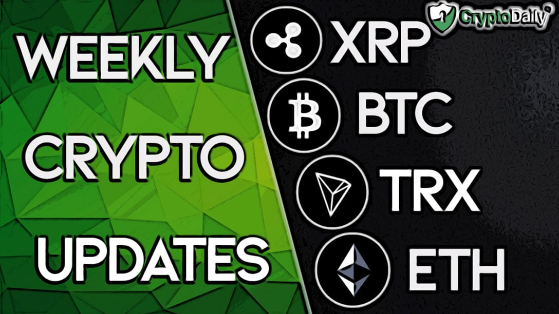 What's Happening With BTC, TRX, ETH & XRP?!