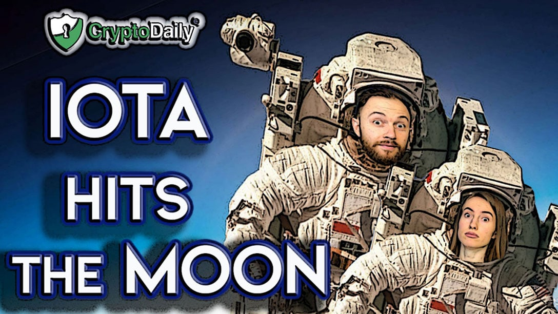 Here's Why IOTA Hit The Moon This Week thumbnail