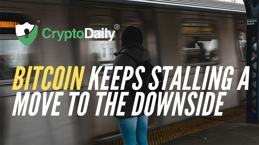 Bitcoin (BTC) Keeps Stalling A Move To The Downside