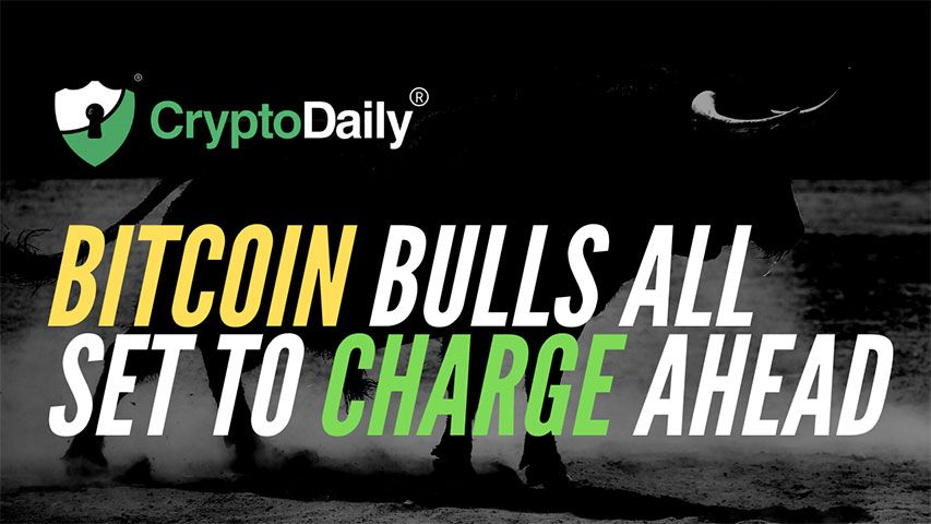 Bitcoin Bulls All Set To Charge Ahead