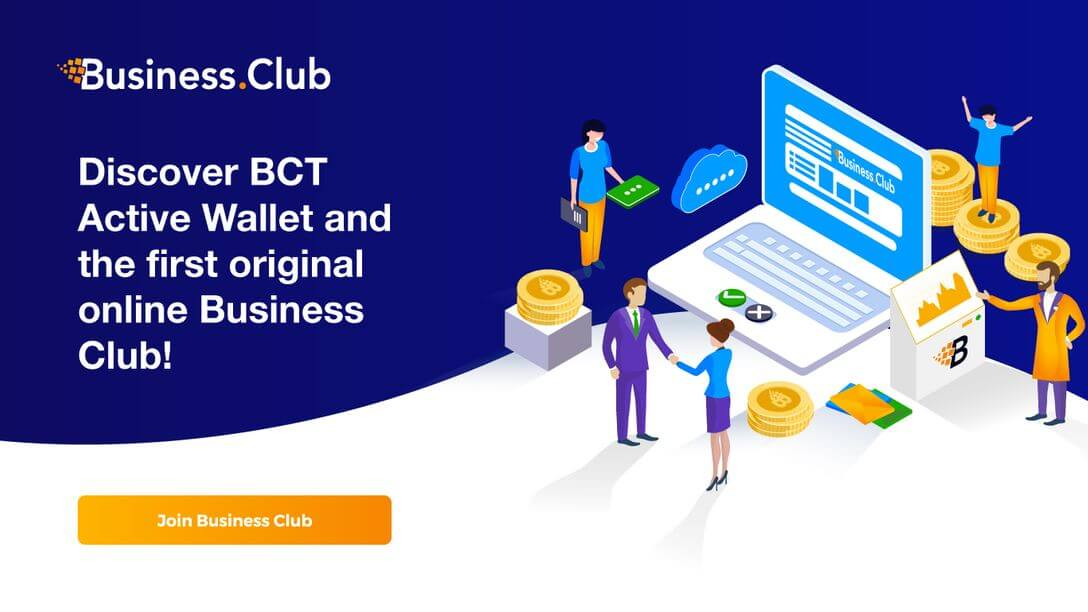 Discover Business.Club - The Cryptocurrency Wallet with Integrated Social Network and Countless Profits