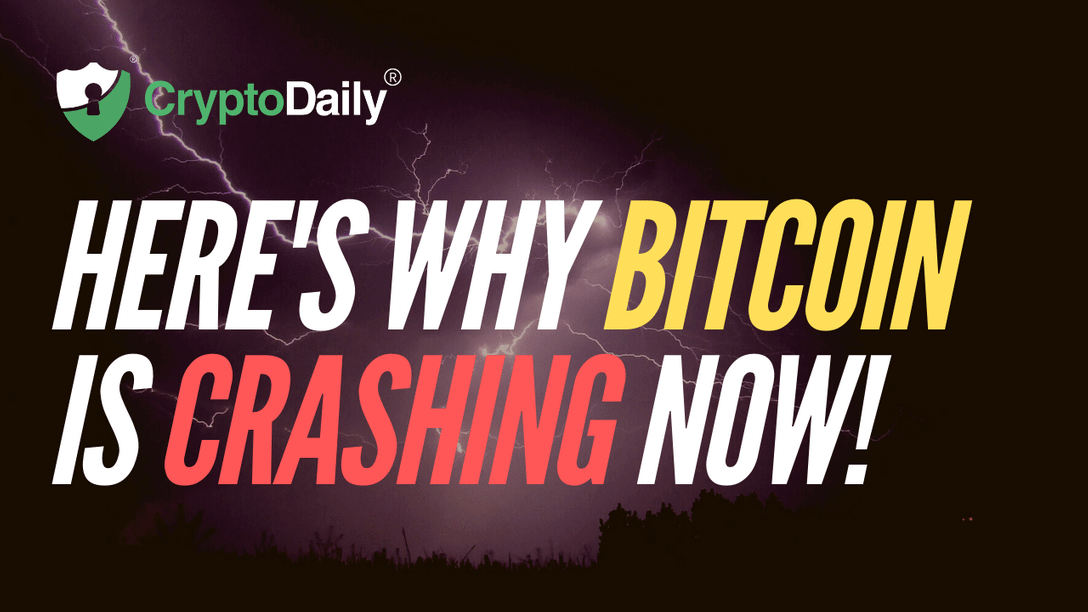 Here's Why Bitcoin Is Crashing Now!