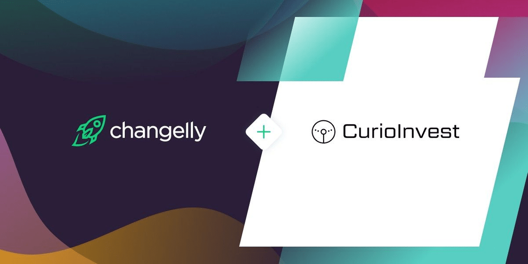 CurioInvest announces strategic partnership with Changelly.com