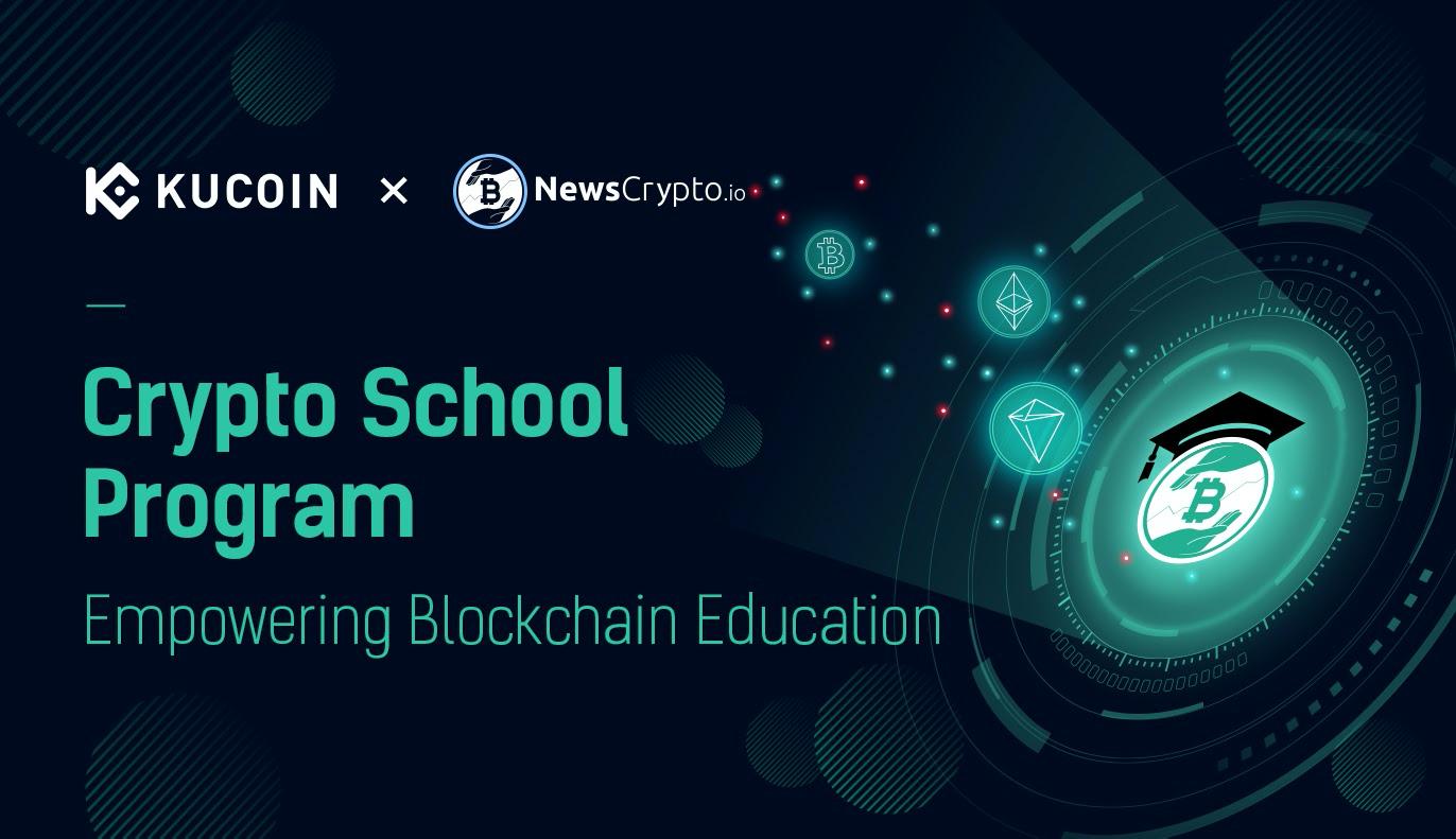 NewsCrypto and KuCoin Team up to Promote Crypto Education