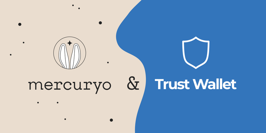 Mercuryo Partners With Trust Wallet To Provide Credit And Debit Card Deposits