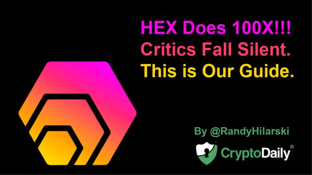 The CryptoDaily Guide to HEX.
