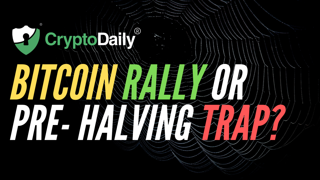 Bitcoin Rally Or Pre-Halving Bull Trap?