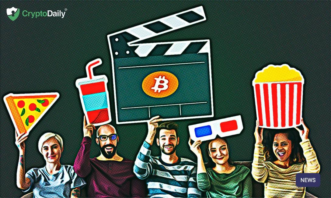 Big Boost For Adoption As Hollywood Make Bitcoin Film