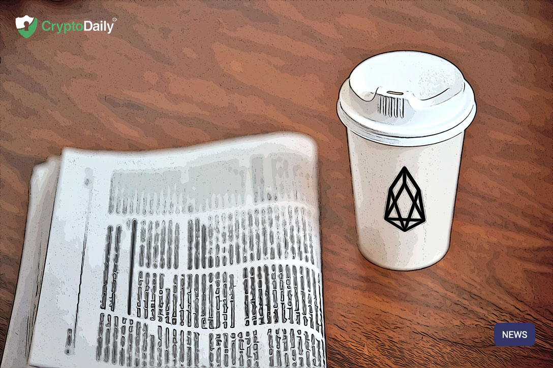 """EOS Founder: """"June Will Be Biggest News Since EOSIO Announcement"""""""