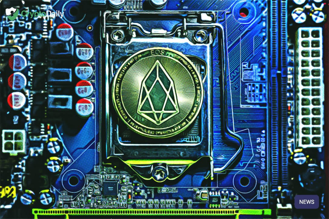 Will 2020 be the best year for EOS? Brendan Blumer seems to think so