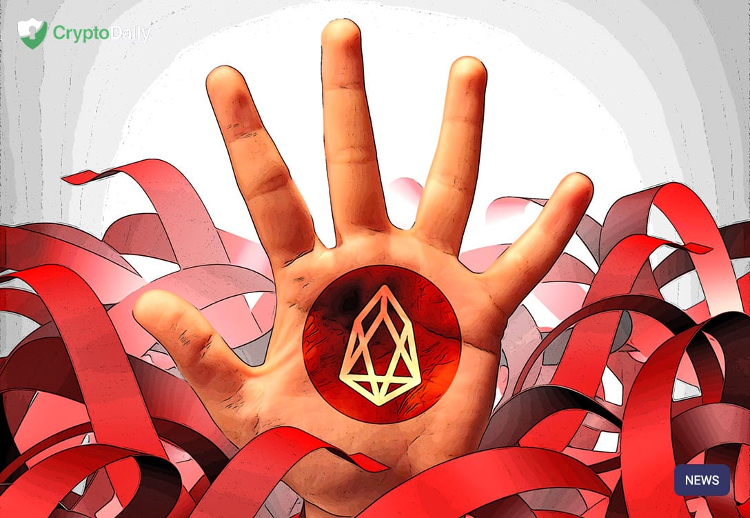 EOS Constitution Changed Following Voting Impasse