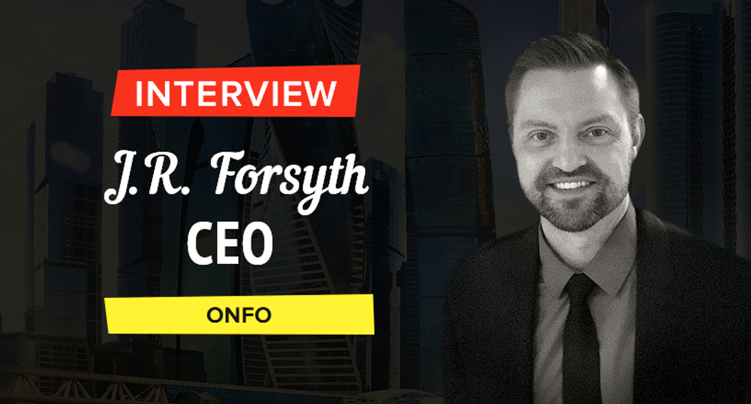 ONFO is helping the unbanked participate in modern commerce: An interview with J.R. Forsyth